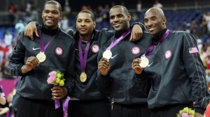 Will this be the last gold medal for NBA participants?