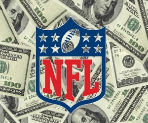 People just can't get enough that is the NFL behemoth