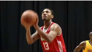 James Young, NBDL Maine Red Claws