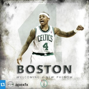 """If the Celtics are to have any chance, """"phenom"""" better be the tip of the iceberg"""