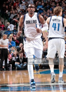 The Mavs settled on Stoudemire to replace Jae Crowder and Brandon Wright
