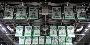 It wasn't a banner year for the Celtics, but it was one that won't soon be forgotten for this fan