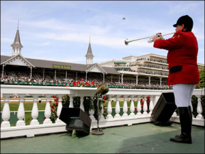 There is nothing quite like the Kentucky Derby
